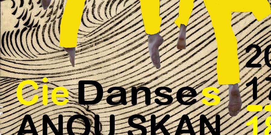 Adhésions 2017 / 2018 - ANOU SKAN, Cie de danse