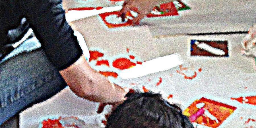 Baby Art - Atelier à 4 mains - artgora