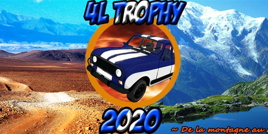 4L Trophy 2020, Antoine et Gabriel - De la Montagne au Désert