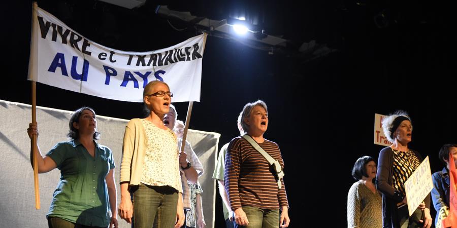 ThéâTram 2018 : festival de théâtre amateur en Pays de la Loire - TRAM 303