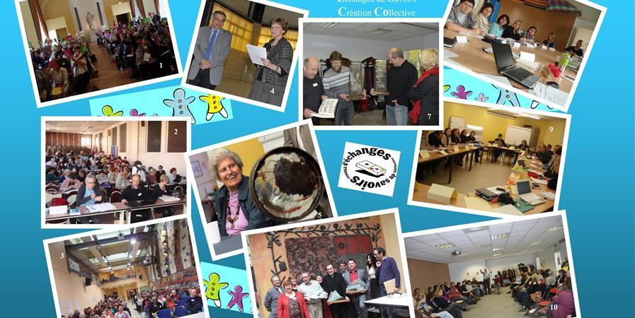 Fêtons les # 50 ans du Mouvement des Réseaux d'Echanges Réciproques de Savoirs - FORESCO