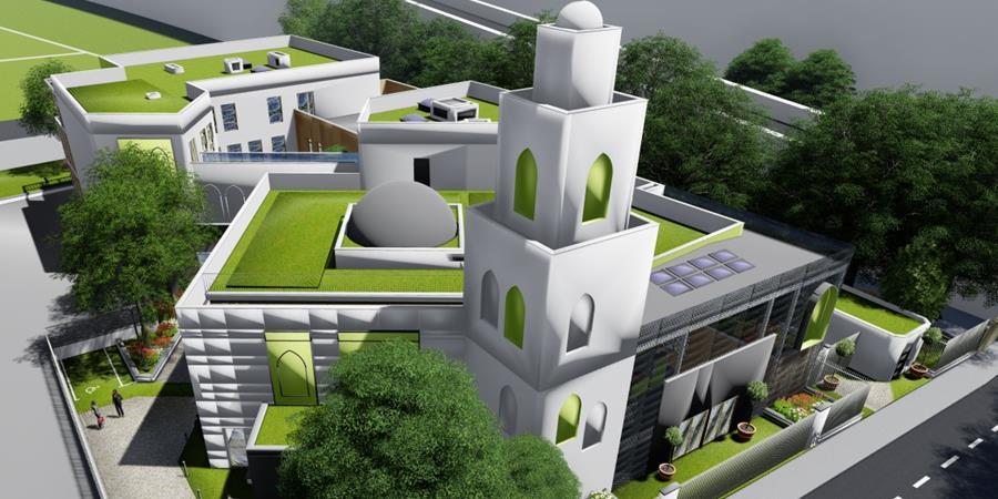 Aidez-nous à construire la grande mosquée de Choisy-le-Roi pendant ce mois sacré - Association des Musulmans Choisyens