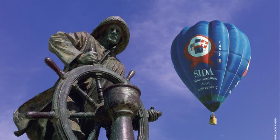 SPIGOLFIERE AIDSBALLOON RESILIENCE - F-GSID-Aidsballoon