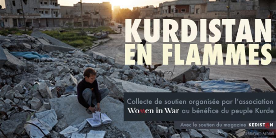 Kurdistan en flammes - FEMAID