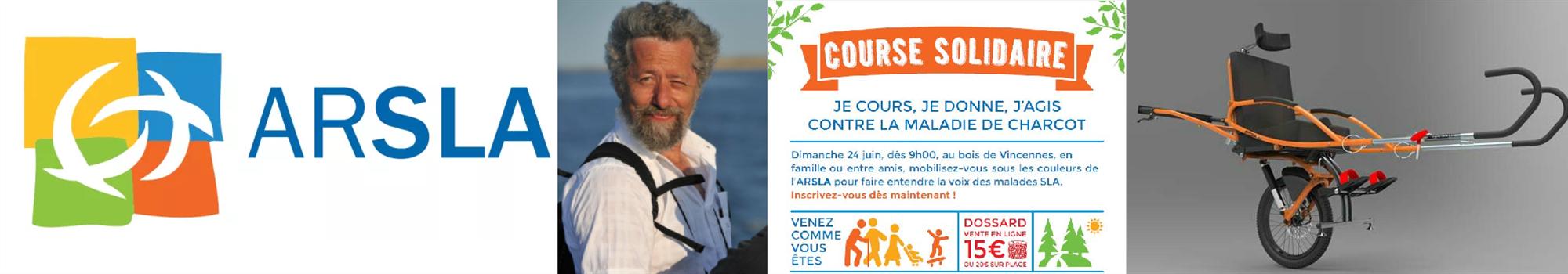 Tous ensemble avec Loïc dans la lutte contre la maladie de Charcot - ARSLA