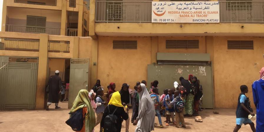 Projet Mali - les cités du Coeur