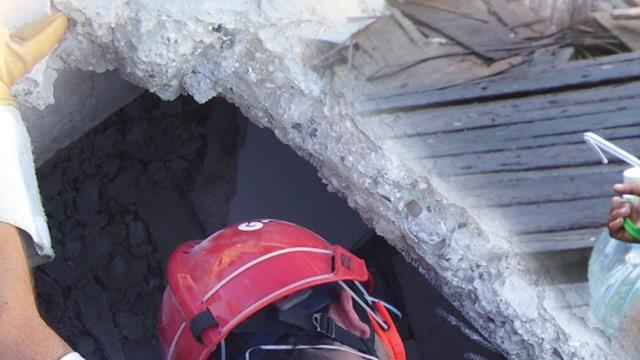 Le défi des pompiers humanitaires :   - Groupe de Secours Catastrophe Français