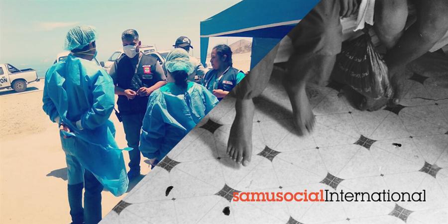 Face au Covid-19 : vos dons pour aider les plus vulnérables  - Samusocial International