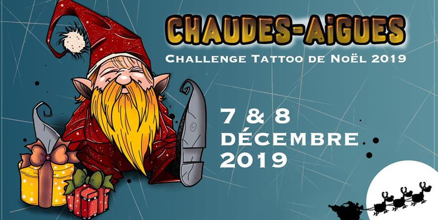 Challenge Tattoo de Noël 2019 : le tatouage contre la leucémie - Les Tatoueurs ont du Cœur