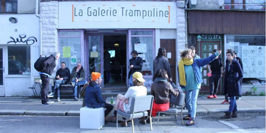 La Galerie Trampoline - POLYMORPHE