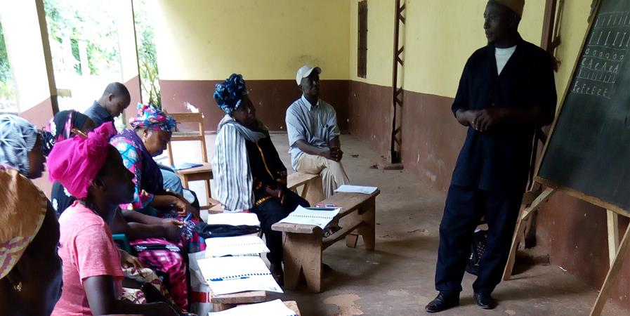Aleaf  : Alphabétisation pour un leadership féminin - Coopération Atlantique Guinée 44