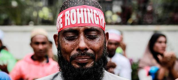 Association ECO  -  Solidarité Rohingya - APPEL AUX DONS ! - Ensemble Contre l'Oubli