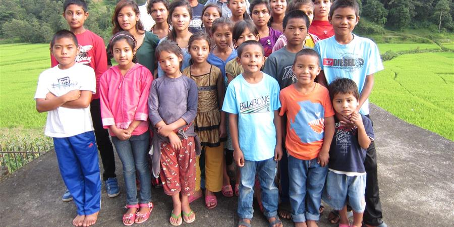 Dons au profit du foyer NCWSC  - Asha Enfants du Nepal