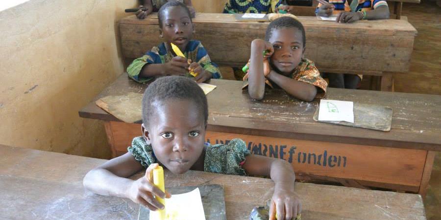 Une bibliothèque pour Dalia - Afrique Positive