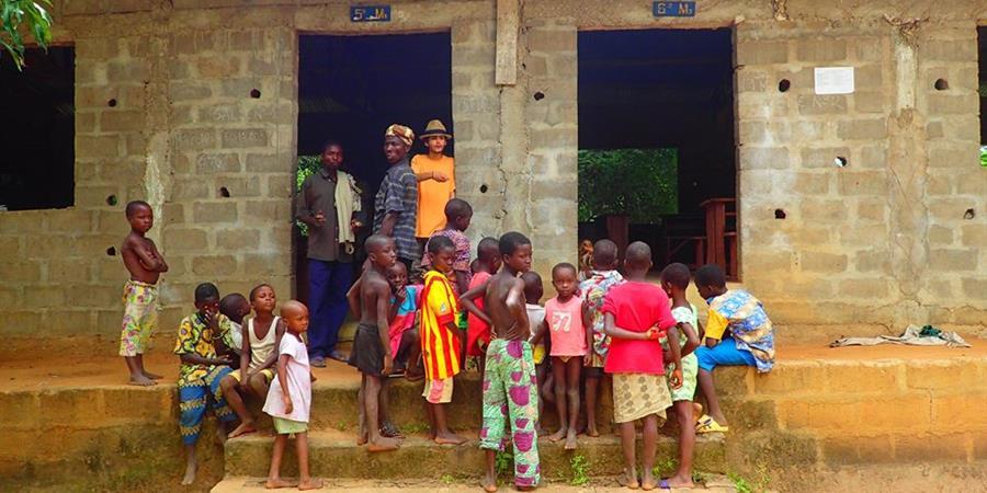 Chantier solidaire - Jeunes au coeur du Bénin - Terre Fraternelle