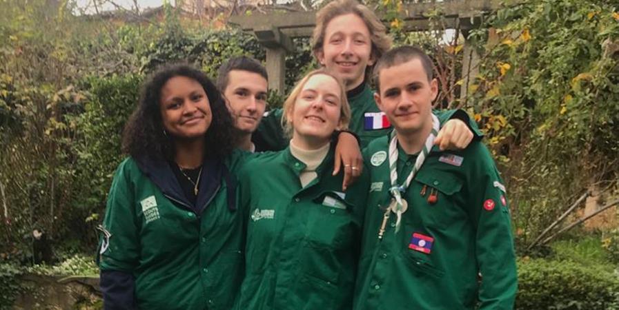 F1210 SCOUTS DE SURESNES AU KENYA - Scouts et Guides de France de Suresnes