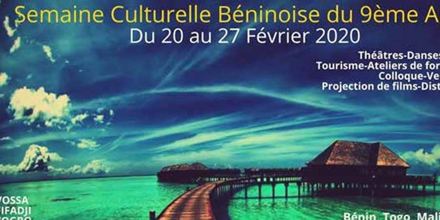 Semaine Culturelle Béninoise du 9ème Arrondissement (SCB-9) 2021 - YAD-Africa