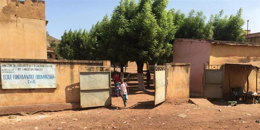 Fournitures scolaires pour 1096 élèves au Mali - B2S Besoin de Solidarité