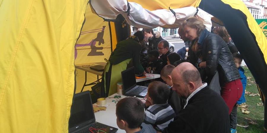 SOS Petits Débrouillards AuRA - Les Petits Débrouillards Auvergne Rhône-Alpes