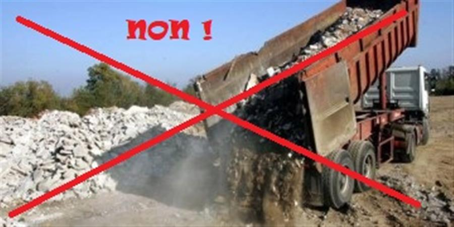 Non aux déchets, halte à la perte de biodiversité et de terres arables - IASEF