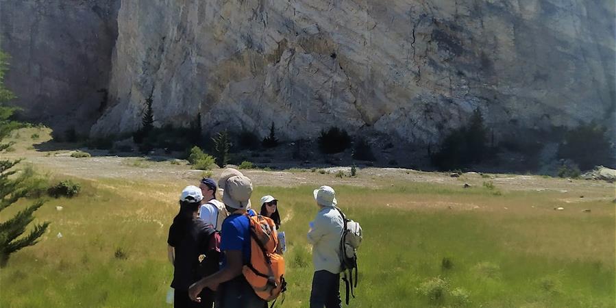 Les L3 géologie en Islande ! - Association des géologues de l'Université Paris-Saclay
