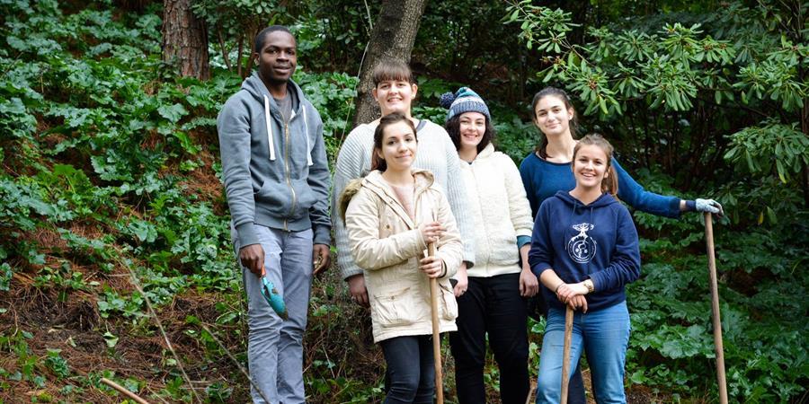 Un jardin participatif pour éduquer les enfants à l'environnement - La Guilde Verte
