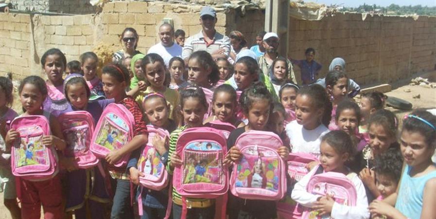 Des cartables pour les écoliers ruraux ! - CERCLE EUGENE DELACROIX