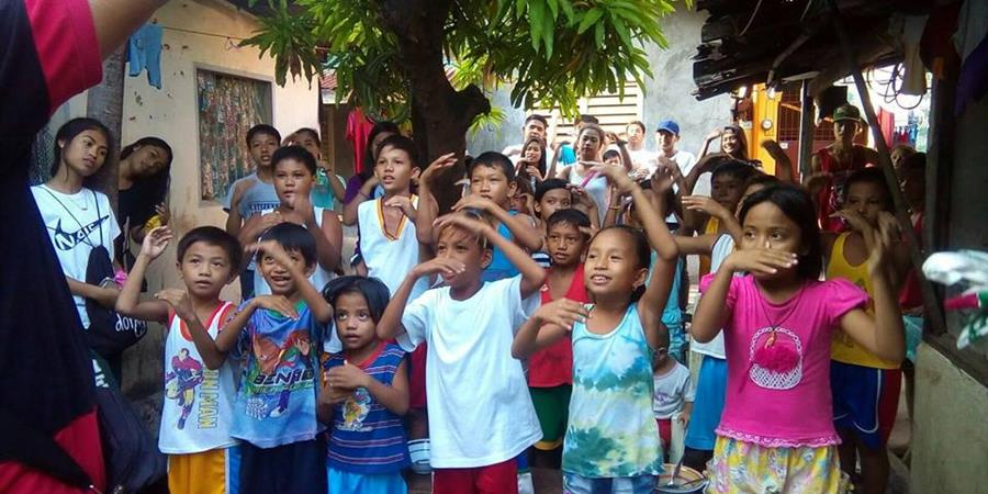 Nouvelle Aventure Solidaire: Mission Philippines - Nouvelle Aventure Junior