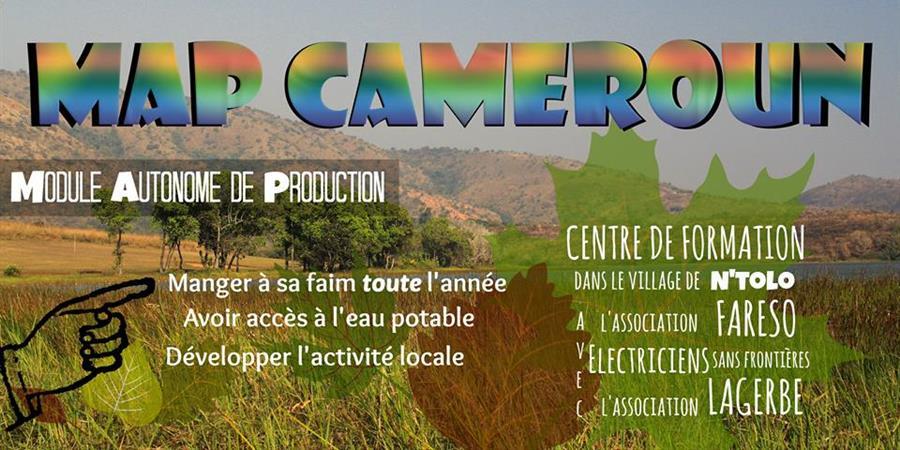 Foyer d'accueil - MAP Cameroun - ISF Alès
