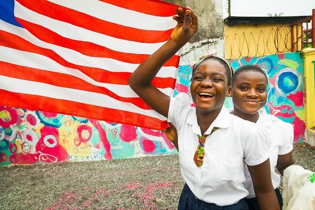 Agnès et Jean: 2 ans de volontariat au Libéria - Société des Missions africaines