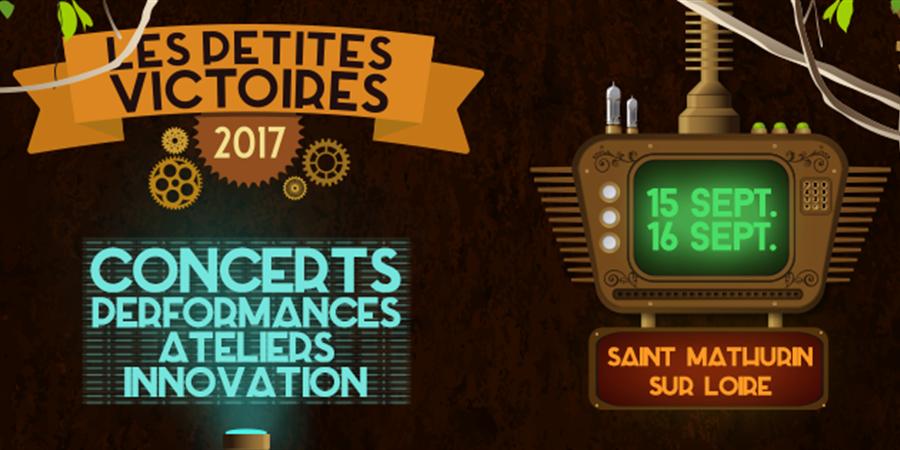 Festival Les Petites Victoires - Les Petites Victoires