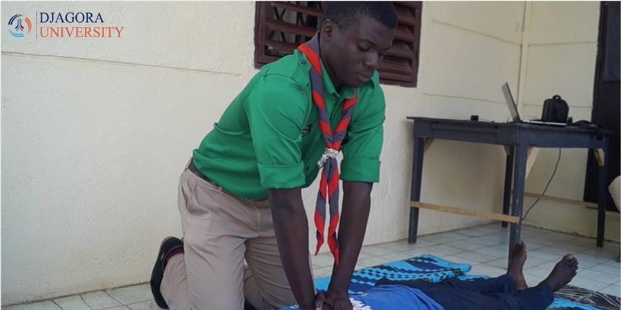 Sauver des vies grâce à la formation aux premiers secours - ASSOCIATION POUR LE SOUTIEN À L EDUCATION EN AFRIQUE (A.S.E.A)