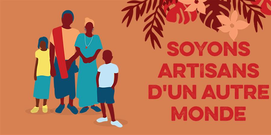 Financement participatif pour un nouveau départ de notre boutique. - Artisans du Monde Chalon-sur-Saône