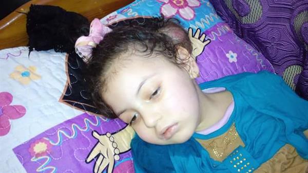 Warda - Enfant malade