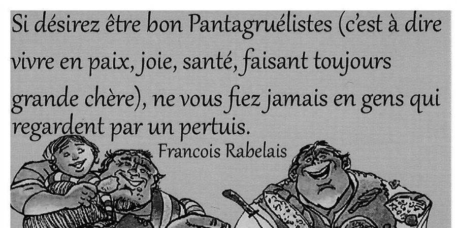 Les Pantagruélistes Cuisine pro - Les Pantagruélistes