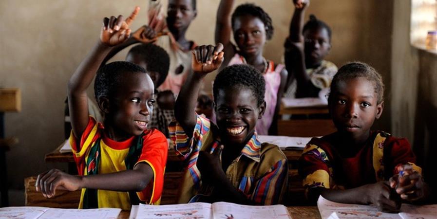 Une école à Togba - Solidari'terre