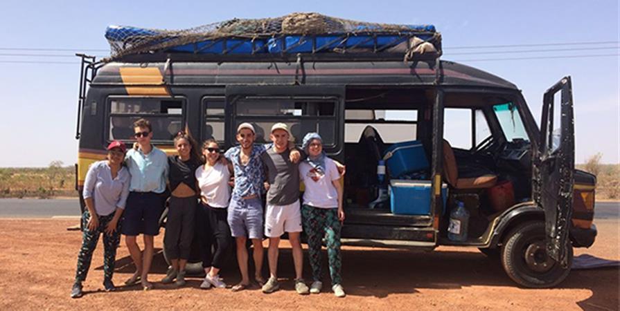 Mission Sénégal - ESC Sans Frontières