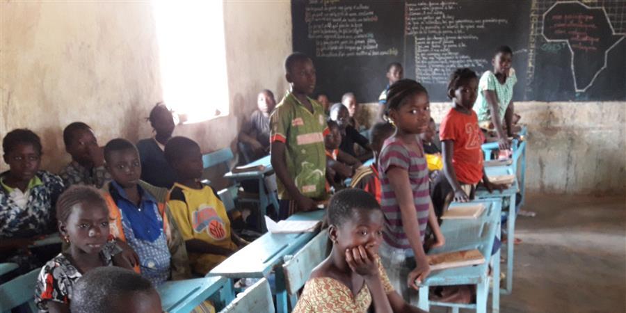 Projet solidaire au Burkina Faso - Culture Loisirs Vacances Rhône Alpes