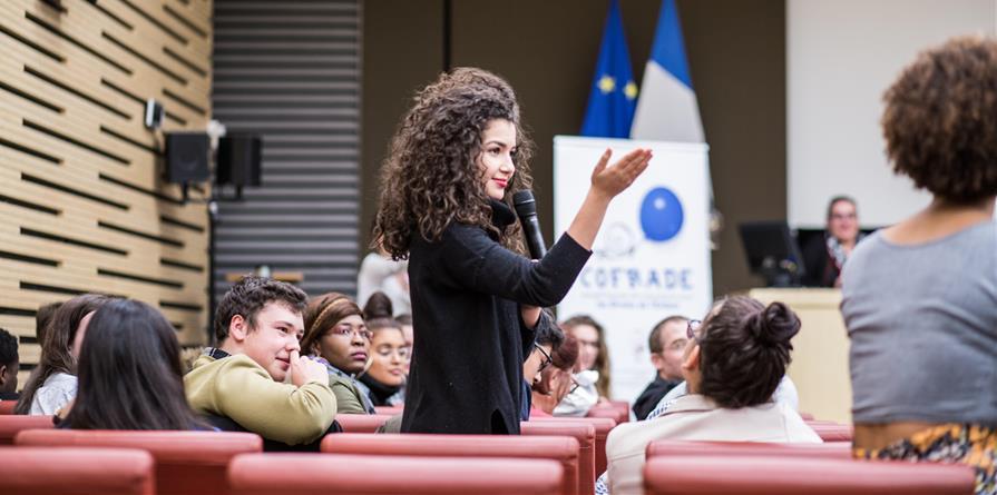 La parole aux enfants: Etats Généraux des Droits de l'Enfant - Conseil Français des Associations pour les Droits de l'Enfant
