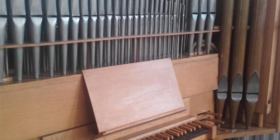 Soutien à la restauration de l'orgue du temple de l'Espace Protestant Th. Monod - Association Espace Monod
