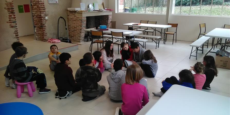 L'école des Élans C