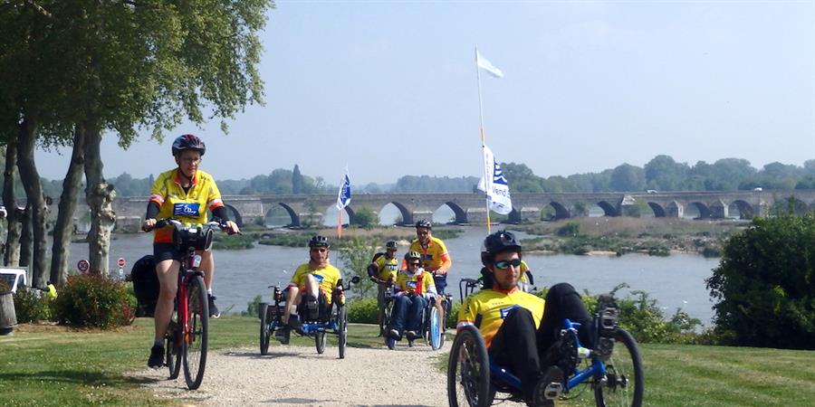 RideAtaxia Global Challenge 2020 - Association Française de l'Ataxie de Friedreich ( AFAF)