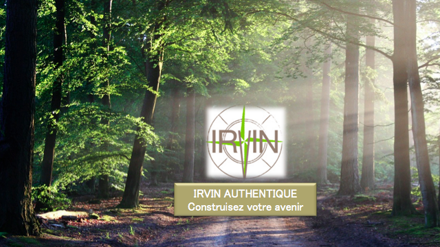 IRVIN AUTHENTIQUE - IRVIN
