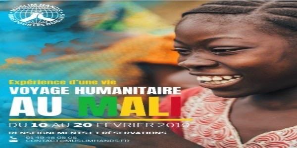 Volontaire au Mali  - Muslim Hands France