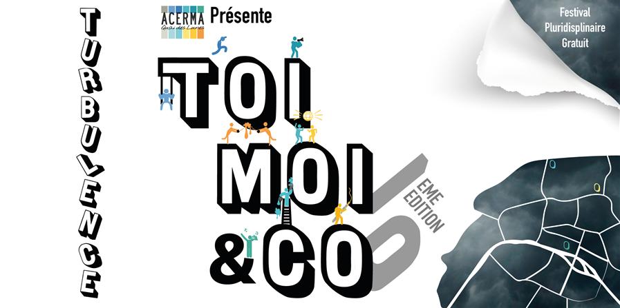 Soutenir le Festival Toi, Moi & Co - 10ème édition - ACERMA