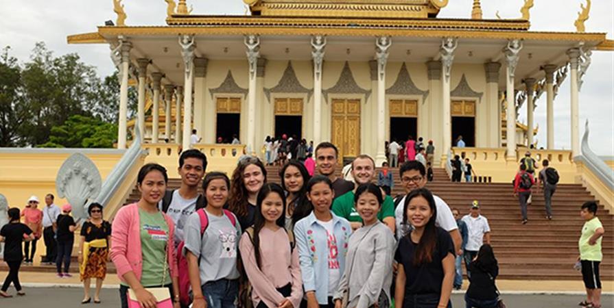 Mission Cambodge - ESC Sans Frontières