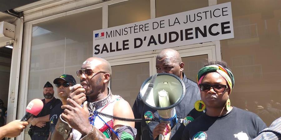 Soutien à Olivier GOUDET (Président de l'association)  - Poursuites judiciaires - Tròp Violans