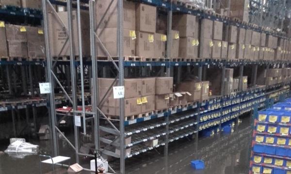 Entrepôt inondé : ADN lance un appel à dons exceptionnel - Agence du Don en Nature