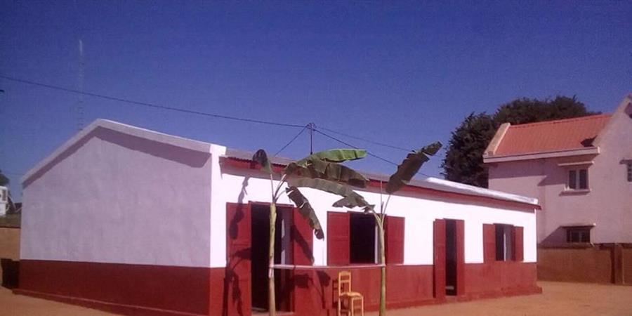 Madagascar 2018 - Soutien aux Enfants du Monde