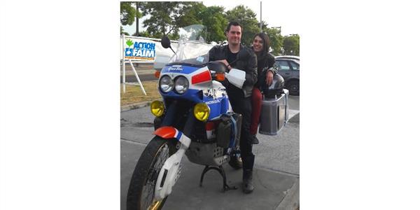 Raid moto solidaire, de Nîmes à Katmandou au profit d'Action contre la Faim -  Délégation Action contre la Faim Gard